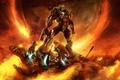 Картинка Огонь, оружие, бой