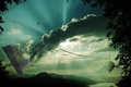 Картинка небо, природа, фантазия