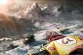 Картинка Motorstorm arctic edge, гонки, снег