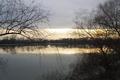 Картинка осень, река, прохлада, Кубань, Краснодар