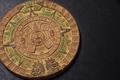 Картинка фон, узор, круг, ацтеки, календарь, Aztec Calendar, симовы