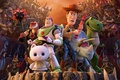 Картинка horn, Walt Disney, Rex, cat, gis wax, space ranger, special episode, giant hammer, drawing, hostile, ...