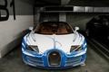Картинка Bleu, vehicle, Veyron, L'or, car, Vitesse, Bugatti