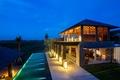 Картинка вечер, Indonesia, бассейн, Ambalama luxury villa, вилла