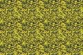 Картинка мозаика, стена, фон, плитка, мелкие квадратики, желтый, текстуры