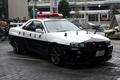 Картинка GTR R34, BNR 34, Skyline, префектура Сайтама, японская полиция