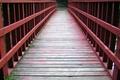 Картинка дорога, мост, путь, жизнь