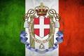 Картинка Флаг, Италия, герб, Фашизм, фасции