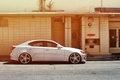 Картинка металлик, IS250, Lexus, лексус, wheels, black, side, vossen