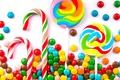 Картинка colorful, конфеты, леденцы, sweet, candy