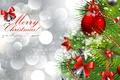 Картинка вектор, Happy New Year, С Новым годом, Merry Christmas, ёлка, украшения, снежинки, елка, новогодние, Рождество