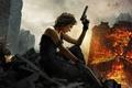 Картинка Resident Evil, Milla Jovovich, Alice, Resident Evil: The Final Chapter, Обитель зла: Последняя глава