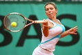 Картинка tennis, ball, racket, Simona Halep
