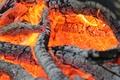 Картинка firewood, coals, wood, fire, heat, combustion
