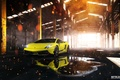 Картинка лужа, отражение, Lamborghini, Superleggera, Gallardo, LP 570-4, notbland, Webb Bland