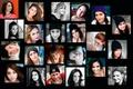 Картинка коллаж, эмоции, как много девушек хороших, девушки бывают разные