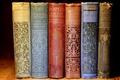 Картинка чтение, фолианты, книги, текстура, корешки, старые