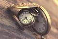 Картинка макро, поверхность, циферблат, часы, металл, карманные