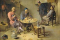Картинка картина, В Кабаке, Пивная, жанровая, Abraham Diepraam