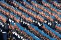Картинка войска, праздник, день победы, город, красная площадь, ура, Москва, ВДВ