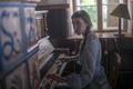 Картинка девушка, пианино, музыка