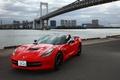 Картинка Corvette, Chevrolet, шевроле, Coupe, корвет, Stingray, JP-spec, 2014, стингрей