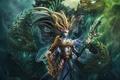 Картинка Фэнтези, драконы, существа, магия