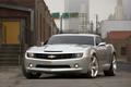 Картинка Camaro, Chevrolet, город