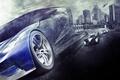 Картинка ford gt, игра, forza motorsport 6, арт