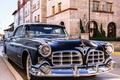 Картинка флорида, сша, Chrysler, classic, car, Florida, St. Augustine, 1955 Imperial Newport Coupe, классика, USA