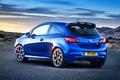 Картинка авто, Corsa, синий, Vauxhall