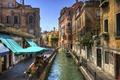 Картинка Венеция, канал, Италия