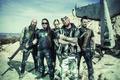 Картинка music, metal, Five Finger Death Punch, alternative, Chris Kael, Jeremy Spencer, Jason Hook, Ivan Moody, ...