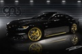 Картинка Ford Mustang, Design, Tuning, Galpin, Black&Gold Edition