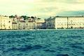 Картинка море, Италия, город