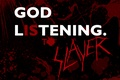 Картинка metal, god, blood, slayer, band, thrash