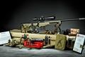 Картинка снайперская винтовка, Stiller Tac 30 AW build, Spartan Precision Rifles