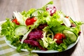Картинка vegetables, помидоры, овощи, зеленый салат, cabbage, tomatoes, капуста, огурцы, зелень, green, green salad, cucumbers