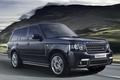 Картинка Вог, Overfinch, джип, Vogue, Ленд Ровер, горы, Land Rover, дорога, Range Rover, передок, Ренж Ровер, ...