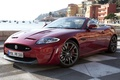 Картинка Jaguar, xkr-s, convertible, ягуар, кабриолет, красный, суперкар