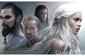 Картинка Emilia Clarke, Daenerys Targaryen, hbo, Jorah Mormont, Game of Thrones, TV Series, Jason Momoa, Khal ...