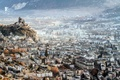 Картинка Sion, город, Switzerland