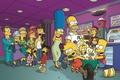 Картинка The Simpsons, Симпсоны, мульт, кража