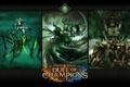 Картинка Might & Magic: Duel of Champions, Прядильщица судьбы, Нергал, Высший вампир