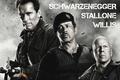 Картинка The Expendables 2, Church, Сильвестр Сталлоне, Неудержимые 2, Trench, Arnold Schwarzenegger, Sylvester Stallone, Арнольд Шварценеггер, ...