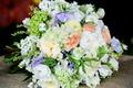 Картинка Эустома, Bouquets, Розы, букет, Roses, Гортензия, нежные, Лютик