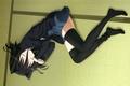 Картинка девочка, спит, koi to senkyo to chocolate, morishita michiru, на полу, лежа, сон