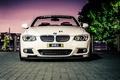 Картинка белый, бмв, BMW, white, кабрио, E93, 3 серия