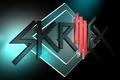 Картинка лого, музыка, house, dubstep, Skrillex, logo