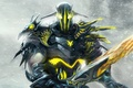 Картинка Герой, меч, доспехи